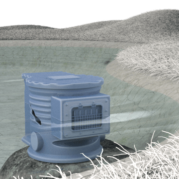 Water Features Aeration Systems & Cleaning Units