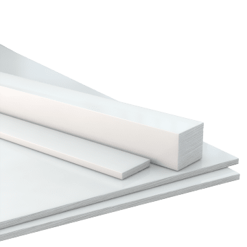 Plastic Sheets, Strips, & Bars
