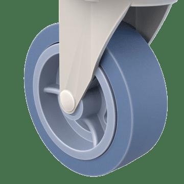 Standard Solid & Tread-on-Core Wheels