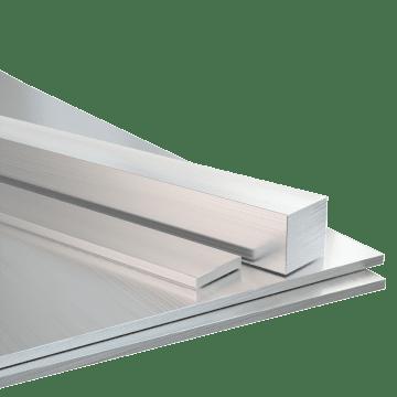 Alloy 6061 Aluminum Sheets, Strips, & Bars
