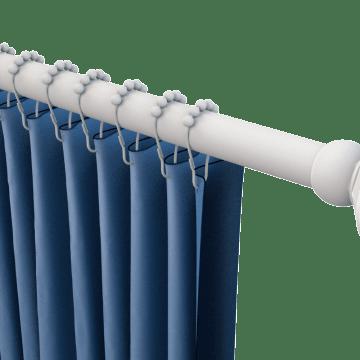 Shower Curtains & Hardware