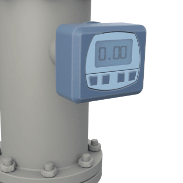 Combination Flowmeters & Totalizers