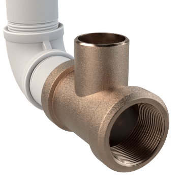 Low-Lead Cast Bronze Pipe Fittings