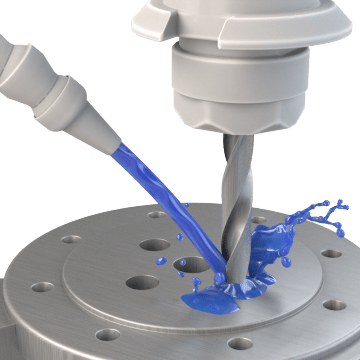 Concentrated Machining Fluids