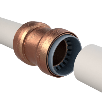 Low-Lead Metal & Plastic Push-to-Connect Fittings