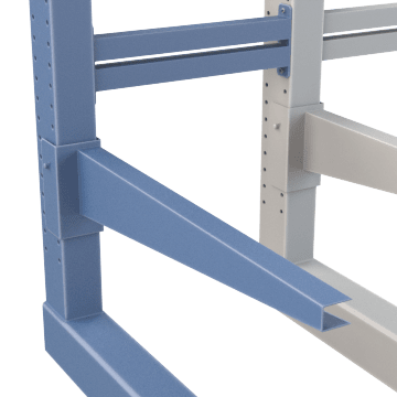 Pipe, Bar, & Cantilever Rack Components