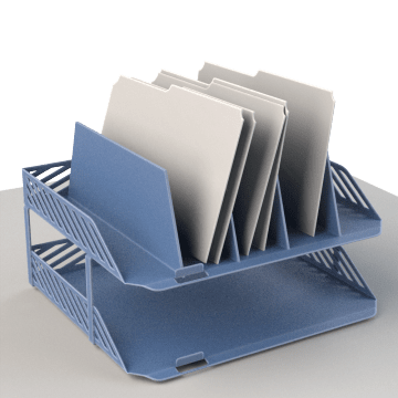 Desktop File Holders