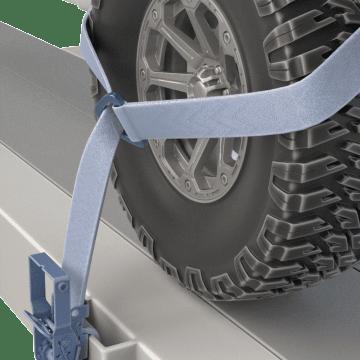 Lasso Tie-Down Straps