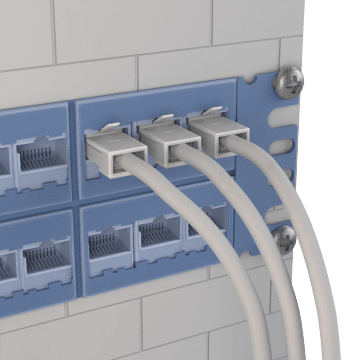 Wiring Blocks & Patch Panels