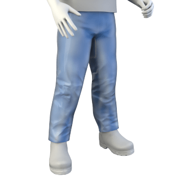 Electrical-Protection Pants