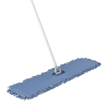 Dust Mop Heads, Pads, & Covers