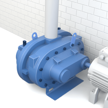 Positive Displacement Blowers & Vacuum Pumps