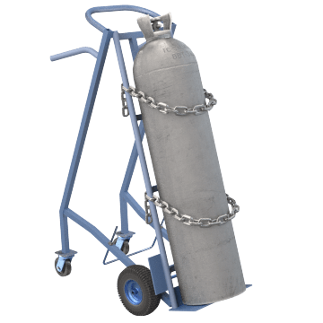 Hand Trucks for Cylinders, Drums, & Buckets