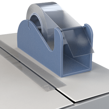 Stationary Packaging Tape Dispensers