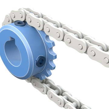 Single-Strand Sprockets