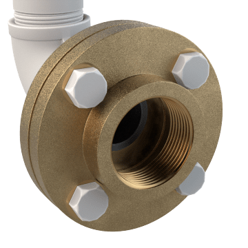 Low-Lead Bronze Pipe Flanges
