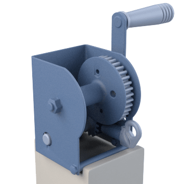 Manual Winches