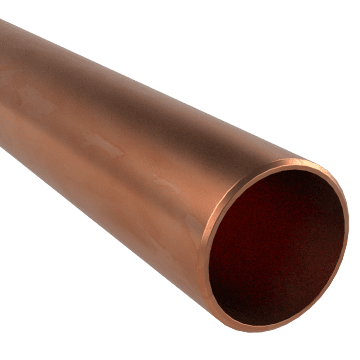 Low-Lead Red Brass Pipe