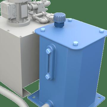 Hydraulic Reservoir Tanks