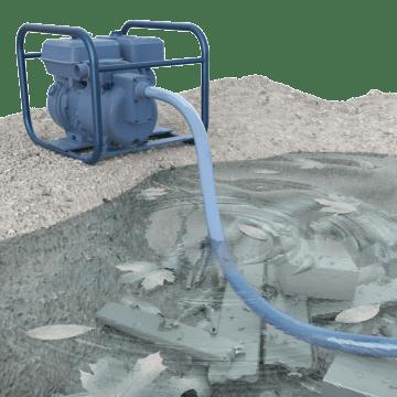 Debris & Solids Handler Pumps
