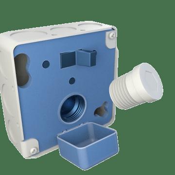 Plug-Fuse Box Cover Units