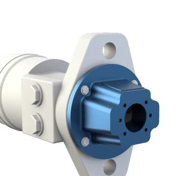 Hydraulic Motor & Gear Pump Adapters