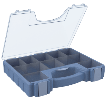 Compartment Boxes with Removable Cups