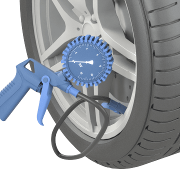 Tire Gauges & Measuring Devices