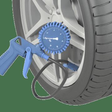 Tire Gauges & Measuring Devices