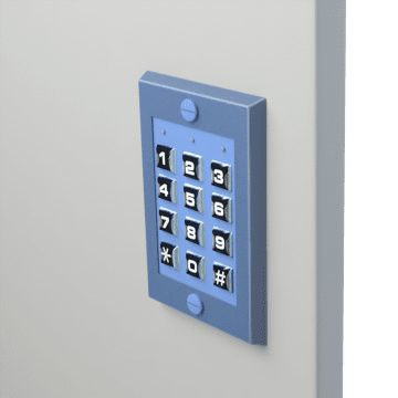 Keyless Access Control Keypads