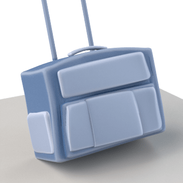 Rolling Laptop Bags
