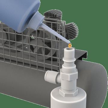 Air Compressor & Air Tool Oils