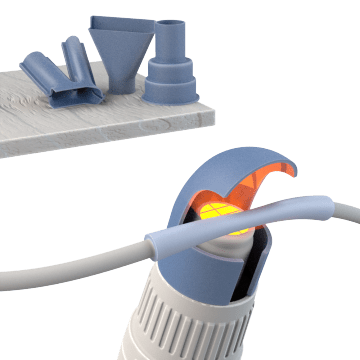 Heat Gun Nozzles