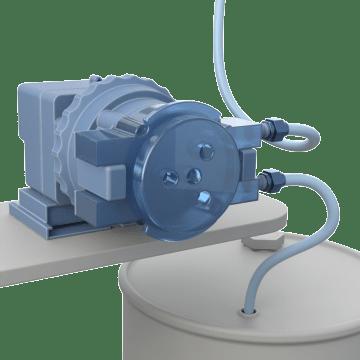 Peristaltic Chemical Metering Pumps