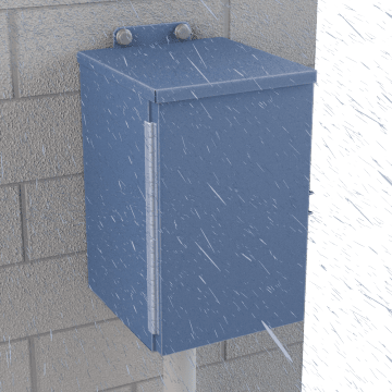 Rain-Tight Electrical Enclosures