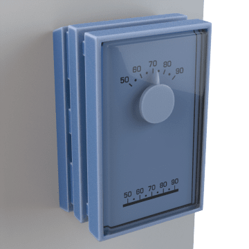 Mechanical Low-Voltage Thermostats