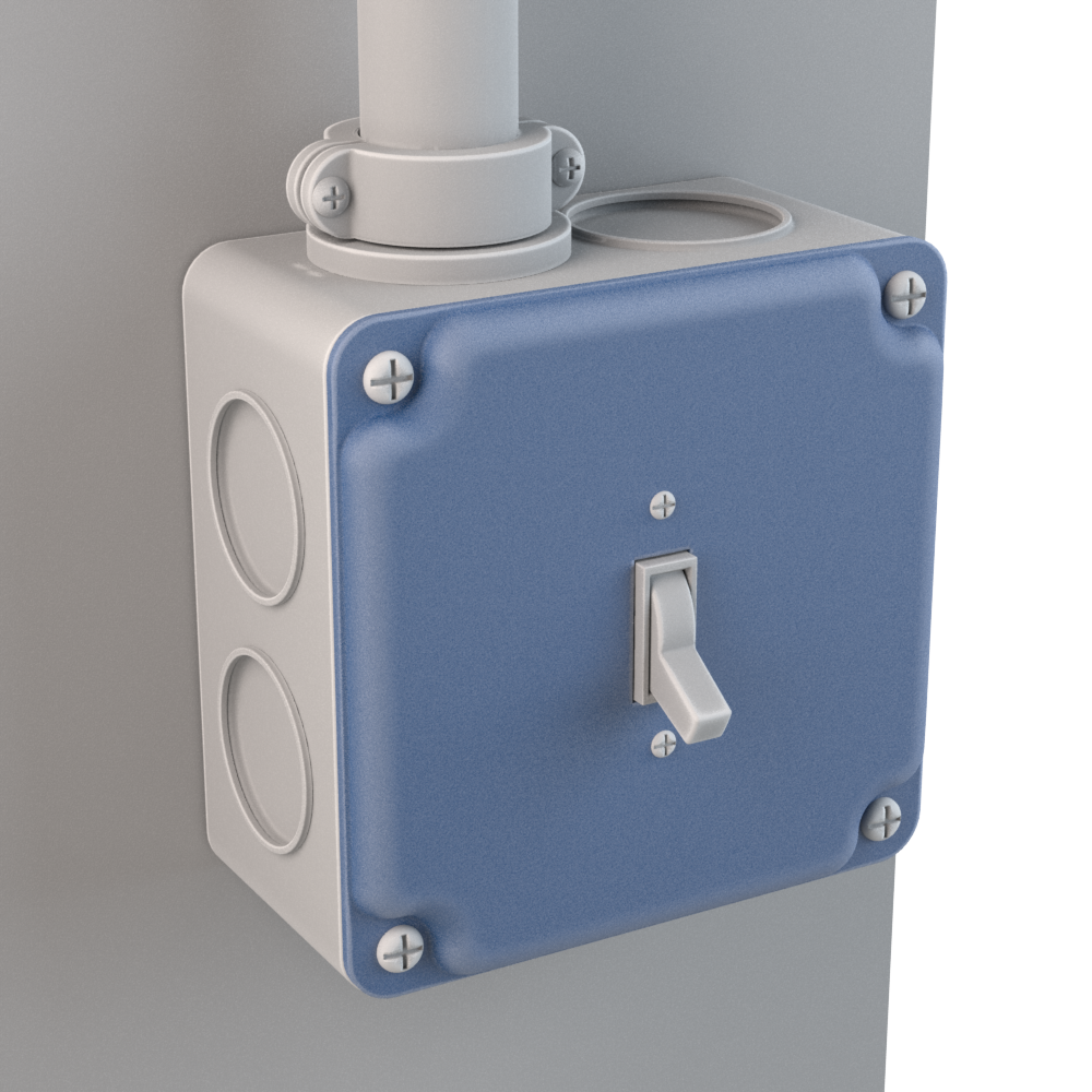 Toggle Switch Box Covers