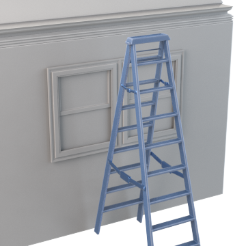 Standard Step Ladders
