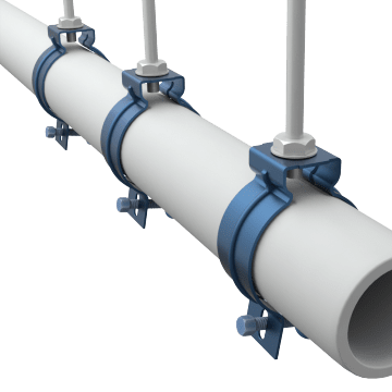 Pipe & Tube Clamps