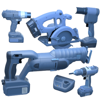 Power Tool Combination Kits