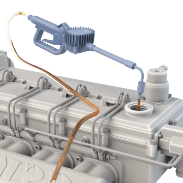 Oils for Diesel Engines