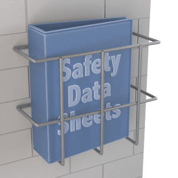 Safety Data Sheets Binders & Stations