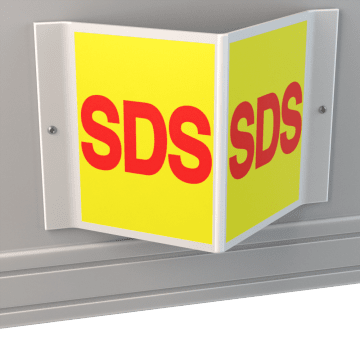 Right To Know & SDS Signs