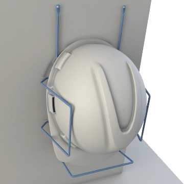 Hard Hat Accessories & Storage