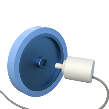 Rotary Encoder Wheels