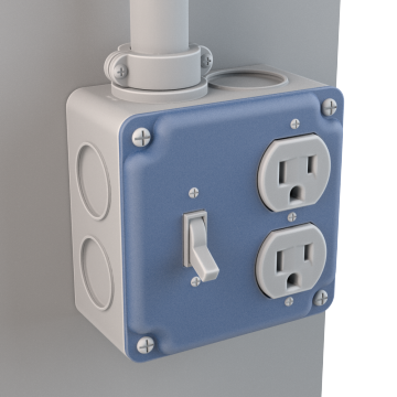 Combination Switch & Outlet Box Covers