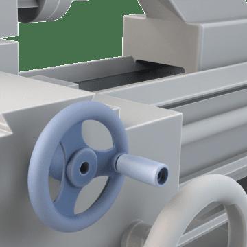 Manual Control Wheels
