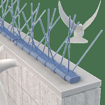 Visual & Structural Bird Repellents