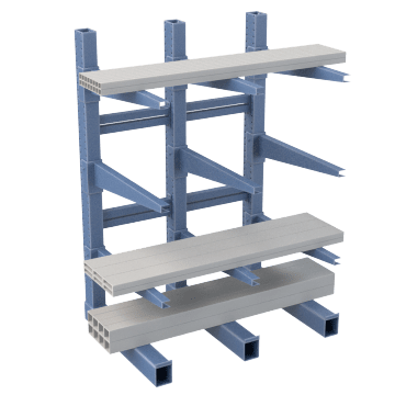 Pipe, Bar, & Cantilever Racks & Components