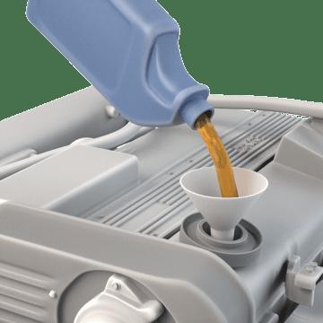 Engine Oils & Transmission Fluids